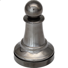 """""""Black"""" Color Chess Piece - Pawn -"""
