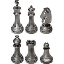 """Black"" Color Chess Puzzle Set - Specials"