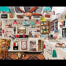 Retro Kitchen Seek & Find - 1000 Pieces