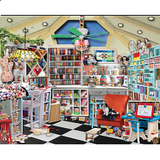 Craft Room Seek & Find - New Items