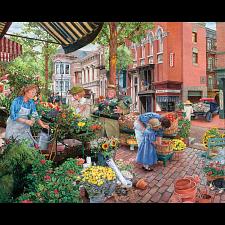 Sidewalk Flower Sale - New Items