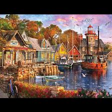 Harbor Evening - New Items