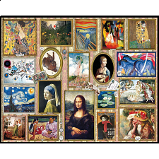 Great Paintings - New Items