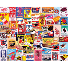 Ice Cream Bars - 1000 Pieces