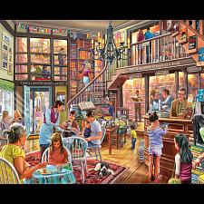 Local Bookstore - 1000 Pieces