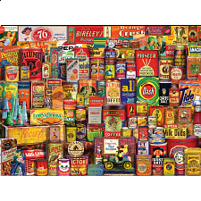 Favorite Brands - 1000 Pieces