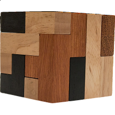 Convolution - Wood Puzzles