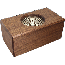 Walnut Maze Box - Limited Edition -