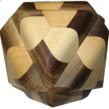 Ocvalhedron 30 - European Wood Puzzles