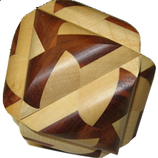 Ocvalhedron 24 - European Wood Puzzles