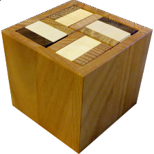 Akiyama Packing Box - European Wood Puzzles