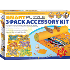 Smart Puzzle 3-Pack Accessory Kit -