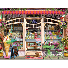 Ice Cream Shop - 1001 - 5000 Pieces