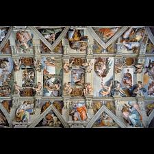 Sistine Chapel - 1001 - 5000 Pieces