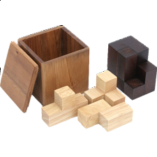 Black & White Antislide - Wood Puzzles