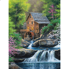 Spring Mill - Large Piece -