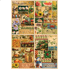 The Four Seasons - 1001 - 5000 Pieces