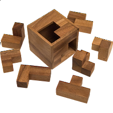 Soma Pack - European Wood Puzzles
