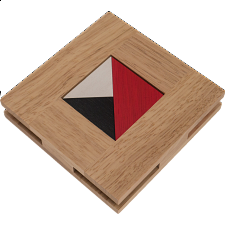 House of Tangram - Wood Puzzles