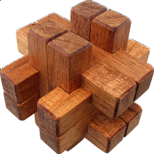 Star Box - Other Wood Puzzles
