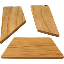 Three Piece Dilemma - Wood Puzzles