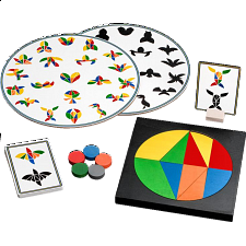 Tangram Circle - Family Games