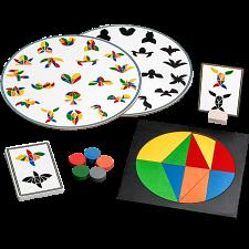 Tangram Circle - More Puzzles