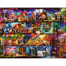 World of Books - 1001 - 5000 Pieces