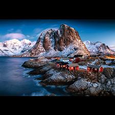 Hamnoy, Lofoten - 1001 - 5000 Pieces