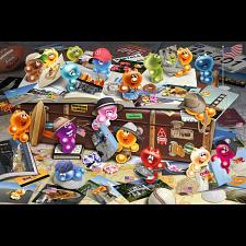 German Tourists - 1001 - 5000 Pieces
