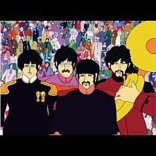The Beatles: Yellow Submarine - Jigsaws