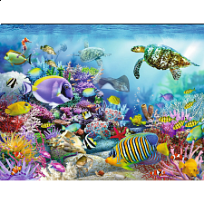 Coral Reef Majesty - 1001 - 5000 Pieces
