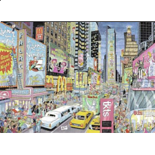 Cities of the World: New York - 1000 Pieces