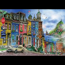 St. Johns, Newfounland - 1000 Pieces