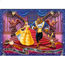 Disney Collector's Edition: Beauty and the Beast - 1000 Pieces