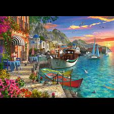 Grandiose Greece - 1000 Pieces