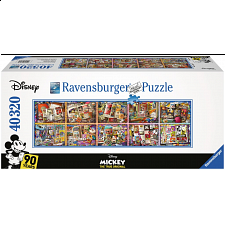 Making Mickey's Magic - 6000 - 40320 Pieces