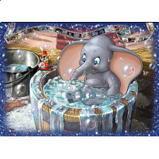Disney Collector's Edition: Dumbo - 1000 Pieces