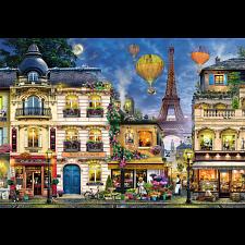 Evening Walk In Paris - 6000 - 40320 Pieces