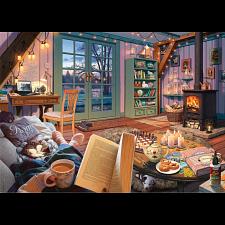 Cozy Retreat - Large Piece Format -