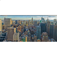 Panorama: View Over New York - Search Results