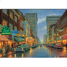 A Grand Night in Steubenville - Large Piece -