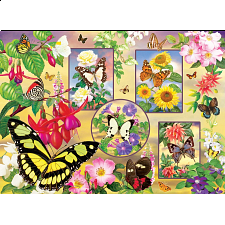 Butterfly Magic - Large Piece -