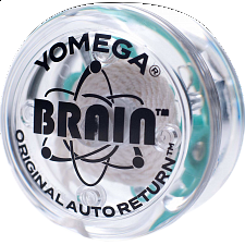 Brain (Clear) - Auto Return Yo-Yo -