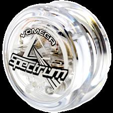 Spectrum (Clear) - Transaxle Yo-Yo - Yo Yo's