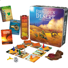 Forbidden Desert: Thirst for Survival - Search Results