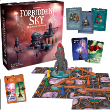 Forbidden Sky: Height of Danger - Search Results