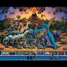 Dinosaur Museum - Jigsaws