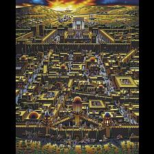 Jerusalem - Jigsaws