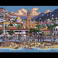 Puerto Vallarta - Jigsaws